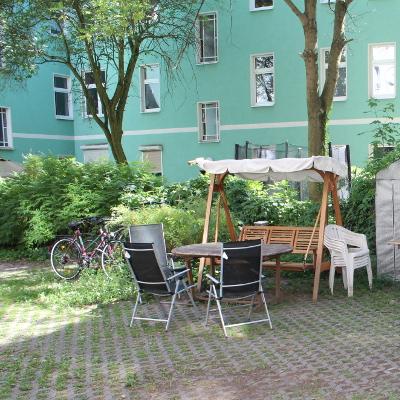 Betreutes Einzelwohnen Pistoriusstraße