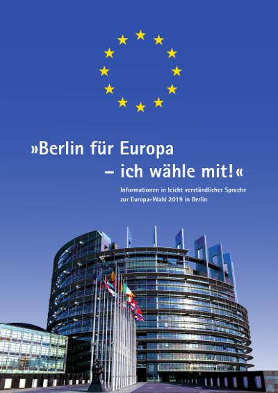 EU-Wahl 2019 in Leichter Sprache