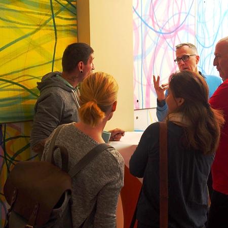 Tagesstätte Die Faire_Kunstprojekt