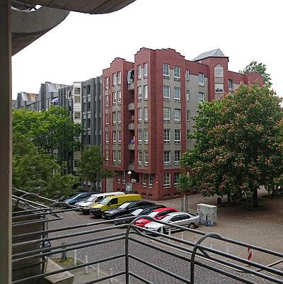 WG Kolberger Straße_Balkon