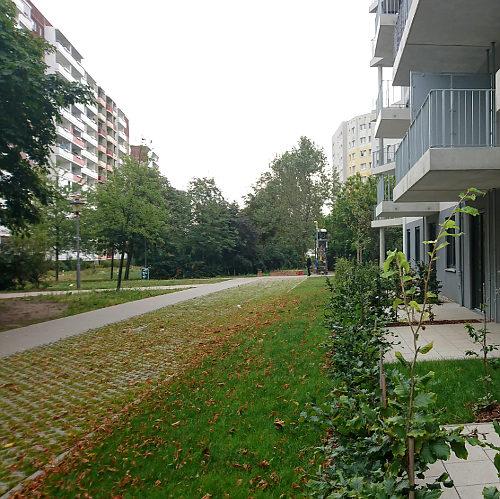 WG Flämingstraße